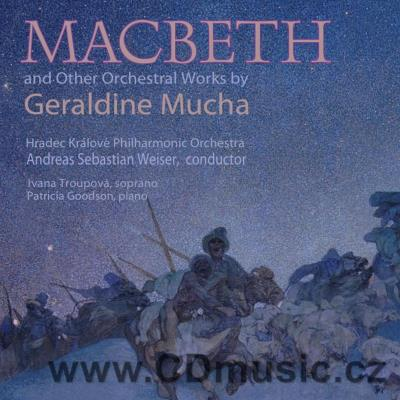 MUCHA G. (1917-2012) ORCHESTRAL WORKS / Hradec Králové Philharmonic Orchestra / A.S.Weiser