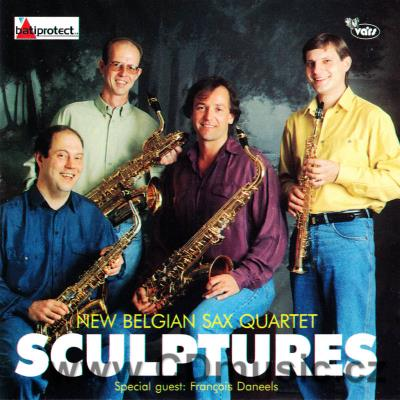 NEW BELGIAN SAX QUARTET - SCULPTURES