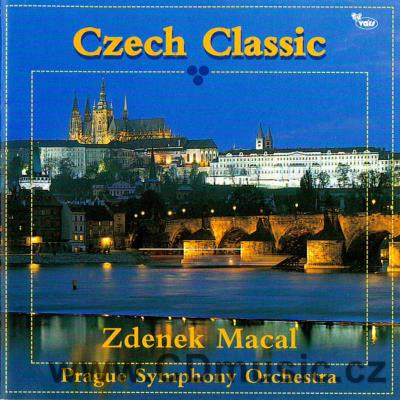 ŠKROUP F. CZECH NATIONAL ANTHEM, SUK J. TOWARDS A NEW LIFE, DVOŘÁK A. SLAVONIC DANCES sel.